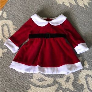 Other - Infant Christmas dress EUC